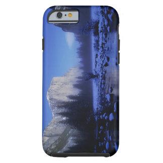 Montaña del EL Capitan, parque nacional de Funda Para iPhone 6 Tough
