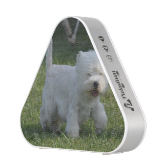 Montaña del oeste adorable Terrier Altavoz Bluetooth