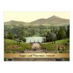 Montaña del pan de azúcar, condado Wicklow, Irland Tarjetas Postales