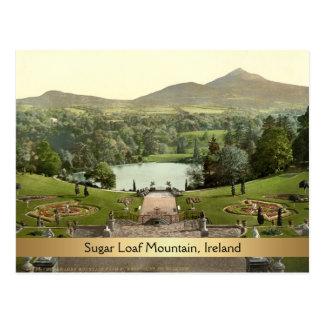 Montaña del pan de azúcar condado Wicklow Irland Tarjetas Postales