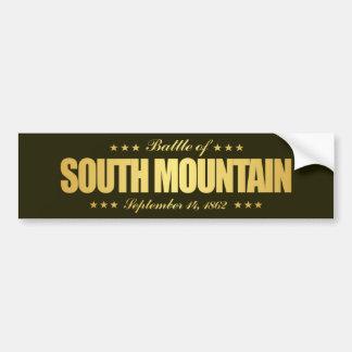 Montaña del sur (FH2) Pegatina Para Auto