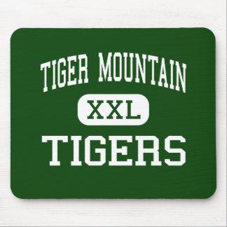 Montaña del tigre - tigres - comunidad - Issaquah Alfombrillas De Raton