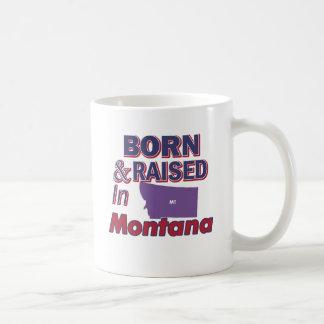 Montana design coffee mug