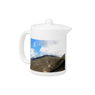 Montaña dramática 10