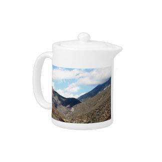 Montaña dramática 17