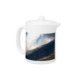 Montaña dramática 8