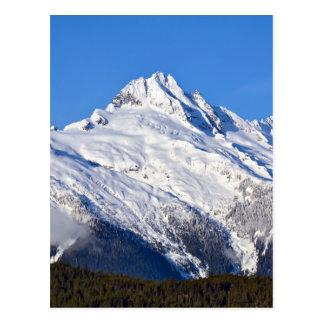 Montaña en Columbia Británica, Canadá de Tantalus Postal