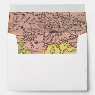 Montana Envelope