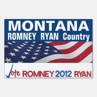 MONTANA es muestra del país de Romney Ryan