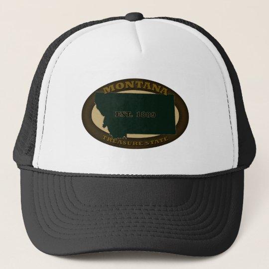 Montana Est. 1889 Trucker Hat