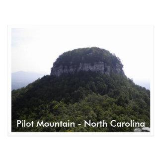 Montaña experimental - Carolina del Norte Tarjeta Postal