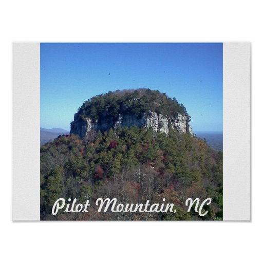 Montaña experimental póster