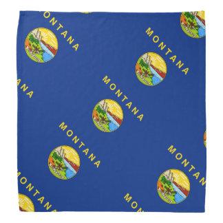Montana flag bandana