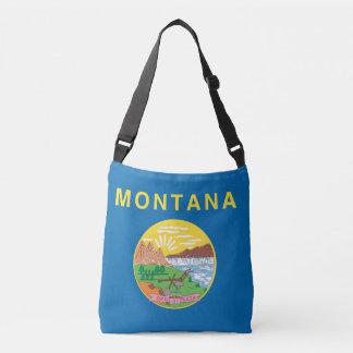 MONTANA Flag Design - Crossbody Bag