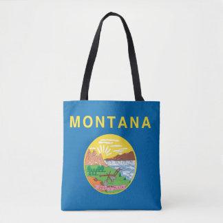 MONTANA Flag Design - Tote Bag
