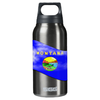 MONTANA FLAG INSULATED WATER BOTTLE