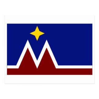 Montana Flag Proposal Postcard