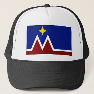 Montana Flag Proposal Trucker Hat