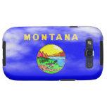 MONTANA FLAG SAMSUNG GALAXY S3 CASES