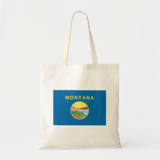 MONTANA Flag - Tote Bag