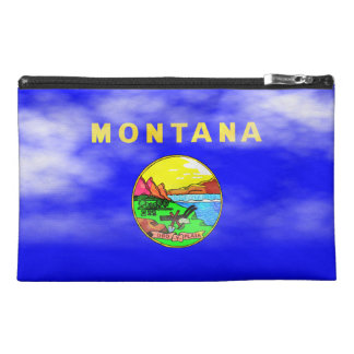 MONTANA FLAG TRAVEL ACCESSORY BAG