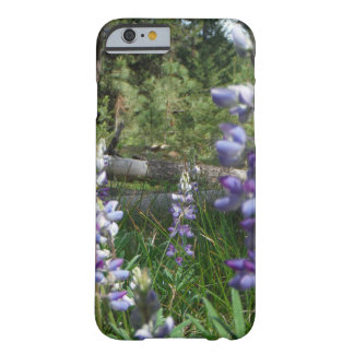 Montana Flowers - Mountain Lupine Barely There iPhone 6 Case