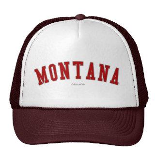 Montana Gorras De Camionero