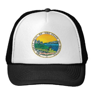 Montana Great Seal Mesh Hats