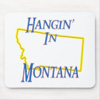 Montana - Hangin Alfombrillas De Ratones