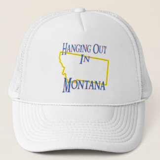 Montana - Hanging Out Trucker Hat