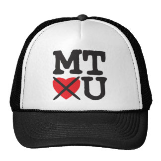 Montana Hates You Trucker Hat