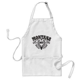 Montana, Heck Yeah, Est. 1889 Apron