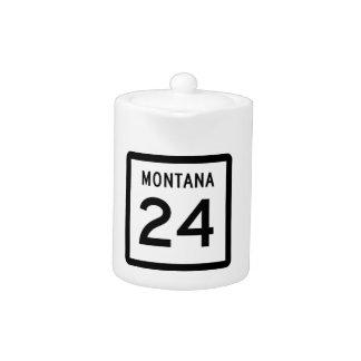 Montana Highway 24 Teapot