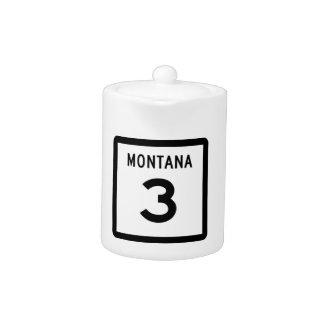Montana Highway 3 Teapot