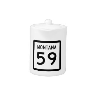 Montana Highway 59 Teapot