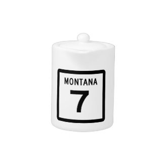 Montana Highway 7 Teapot