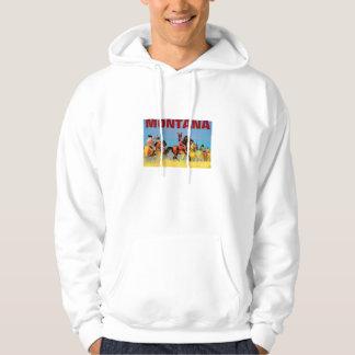 Montana Hooded T-Shirt
