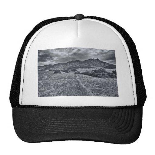 Montaña huesuda gorra