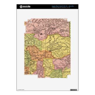 Montana iPad 3 Decals