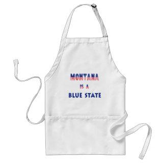 Montana is a Blue State Apron