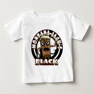 Montana Jack's Black Baby T-Shirt