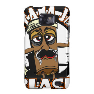 Montana Jack's Black Galaxy S2 Cover