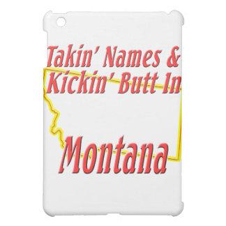 Montana - Kickin' Butt iPad Mini Covers