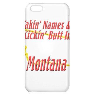 Montana - Kickin' Butt iPhone 5C Covers