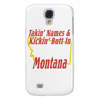 Montana - Kickin' Butt Samsung Galaxy S4 Cases