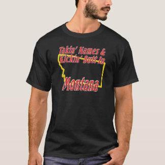 Montana - Kickin' Butt T-Shirt