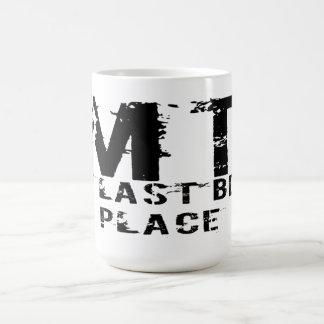 Montana Last Best Place Mug
