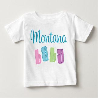 Montana lindo embroma la camiseta