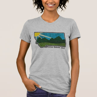 Montana Madness Bitterroot Lake Shirts