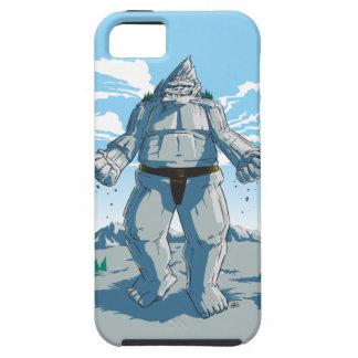 Montaña Man™ iPhone 5 Funda